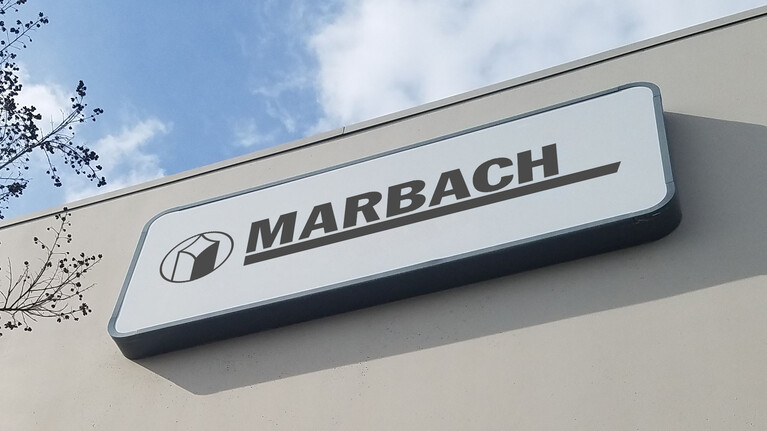 Marbach sign
