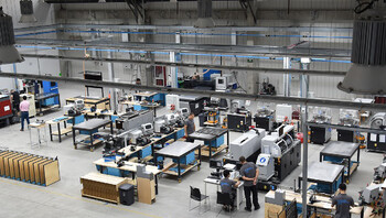 production hall Marbach Masterwork Tiianjin