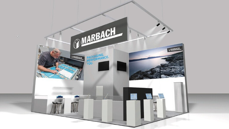 Fachpack 2016 Stand design