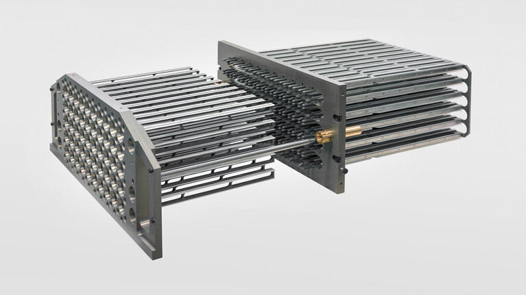 Marbach stackers for thermoforming tools