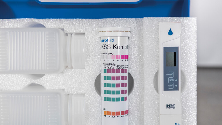 DrCool - test the water quality of your Marbach thermoforming tool to increase the tool life
